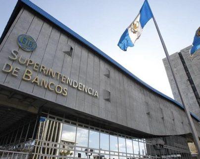 La Superintendencia de Bancos es el ente que supervisa las entidades del sistema financiero. (Foto, Prensa Libre: Hemeroteca PL).