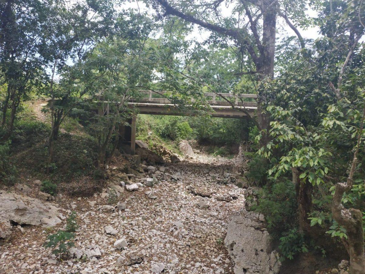 Alerta: ríos bajan de nivel por preocupante disminución de lluvia
