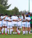 La Selección femenina de Guatemala ya conoce a sus rivales para la primera fase del clasificatorio a los Juegos Olímpicos de Tokio 2020. (Foto Prensa Libre: Fedefut)