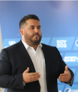 Cristian Tonelli, coordinador de desarrollo de Concacaf, impartió este martes un taller en la Federación Nacional de Futbol, acerca del licenciamiento de equipos (Foto Prensa Libre: cortesía Fedefut)