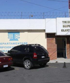 MP allana de nuevo oficinas de Informática del TSE