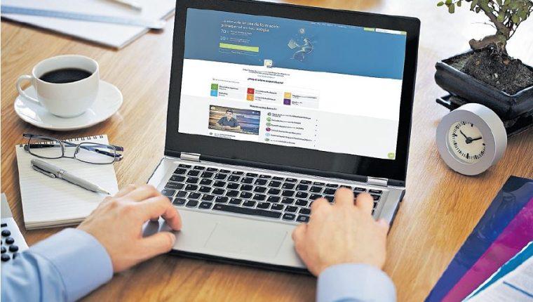 Platzi es una plataforma de educación en línea, con un millón de estudiantes registrados en más de 20 países. La academia permite que los matriculados estudien por US$1 al día y opten a   más de 300 cursos. (Foto, Prensa Libre: Shutterstock).