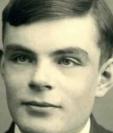 Alan Turing, el hombre cuyo rostro identificará los nuevos billetes de 50 libras esterlinas. (Foto Prensa Libre: AFP)
