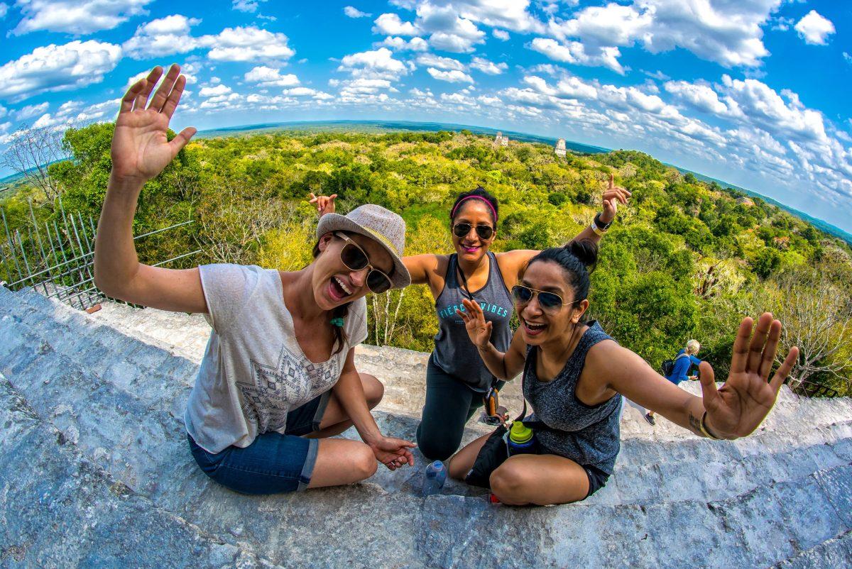 El top 9 de los destinos más visitados en Guatemala durante el reciente descanso largo