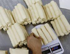 La empresa pasó de vender productos fritos a productos congelados. (Foto, Prensa Libre: Efe).