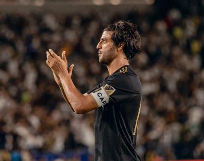 Carlos Vela, artillero mexicano, de Los Ángeles FC. (Foto Prensa Libre: @LAFC)