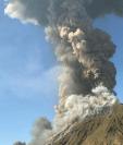 Actividad del volcán Stromboli. (Foto Prensa Libre:  EFE).
