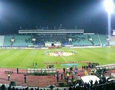 El estadio Vassil Levski, de Sofía, Bulgaria fue castigado por la UEFA, por el mal comportamiento de sus aficionados (Foto Prensa Libre: tomada de internet)