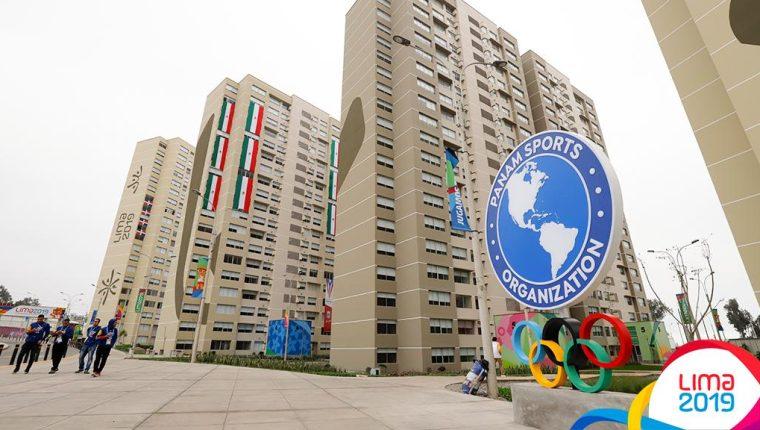 La Villa Panamericana es una de las grandes edificaciones de los juegos de Lima 2019. (Foto Prensa Libre: Lima 2019)