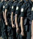 Agentes de la policía Nacional Civil recibirán un aumento de Q1 mil. (Foto Prensa Libre Hemeroteca)