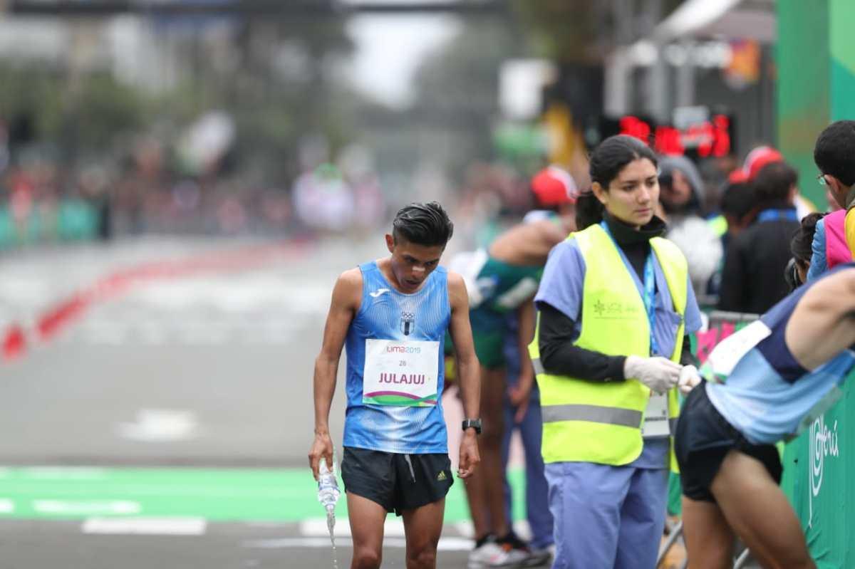Delegación guatemalteca con malos resultados en la jornada sabatina de los Juegos Panamericanos de Lima 2019