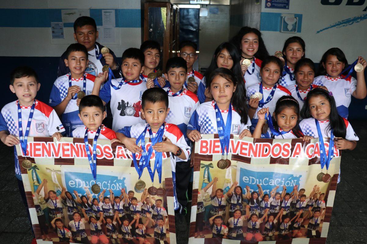 Campeones por séptimo año consecutivo: ¿Por qué Quetzaltenango domina el ajedrez escolar?