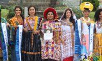 La Municipalidad de Quetzaltenango gasta más de medio millón en   los concursos de belleza. (Foto Prensa Libre)