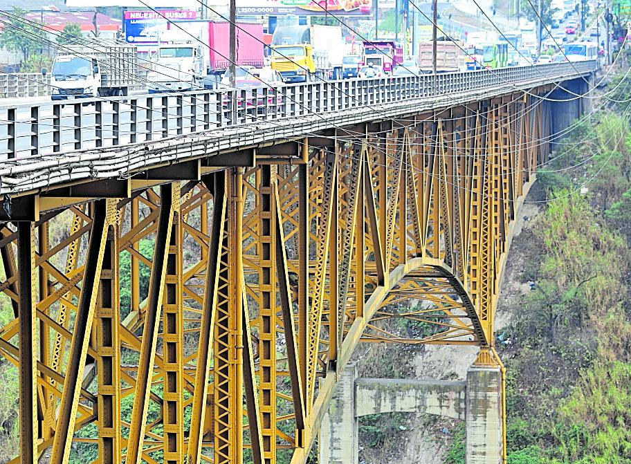 Anuncian fecha para finalizar reparaciones en puente Belice