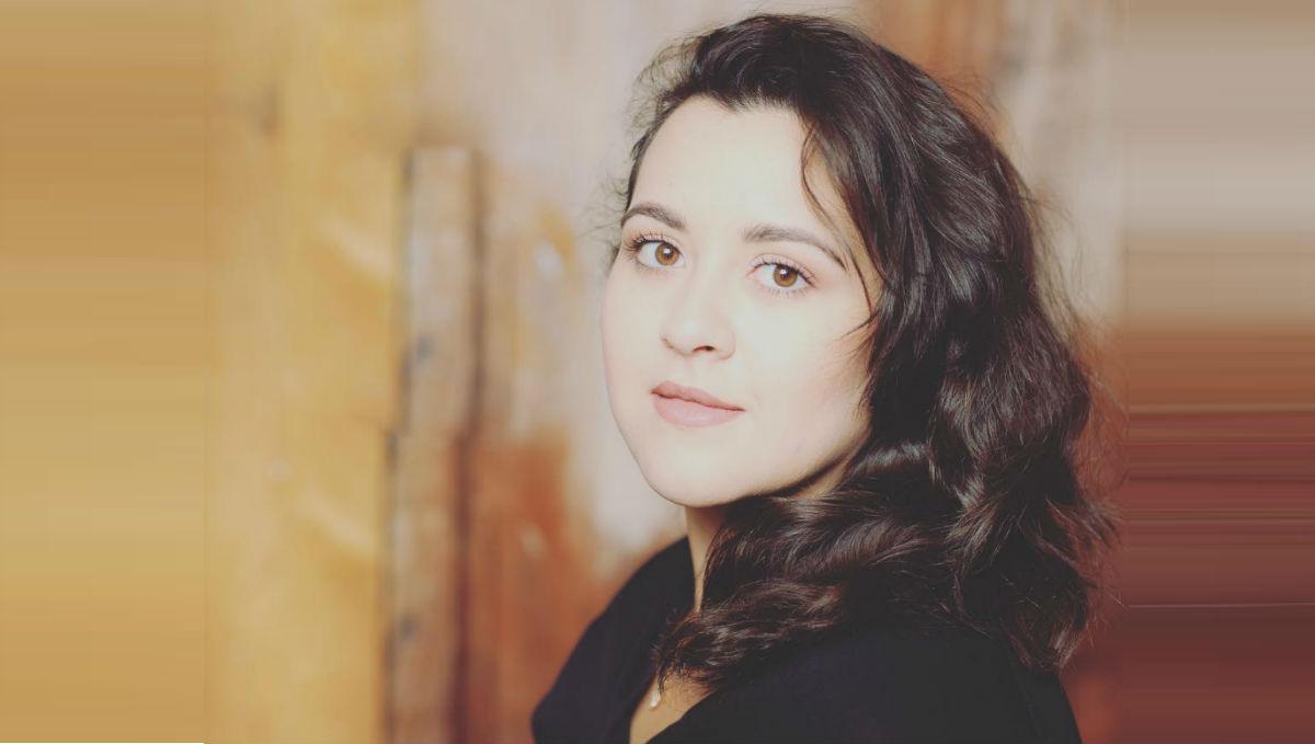 La guatemalteca Adriana González participa en la final de Operalia, el concurso de ópera de Plácido Domingo