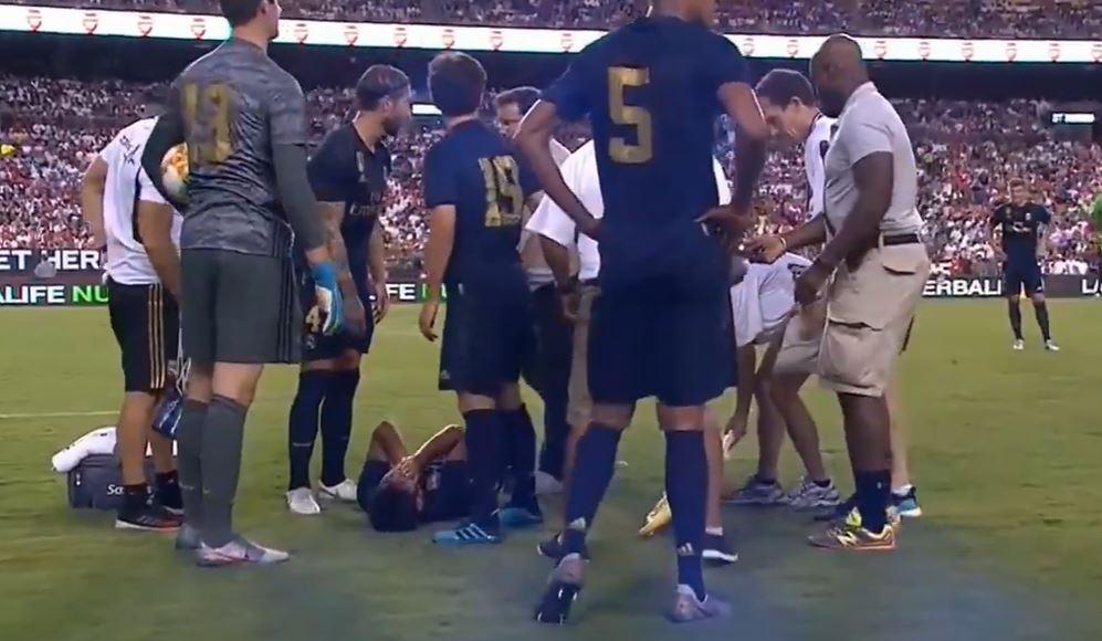 """Zidane está preocupado por lesión de Asensio: """"Tiene mala pinta"""""""