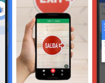 Google Traductor mejoró la aplicación con más idiomas (Foto Prensa Libre: Google Play).