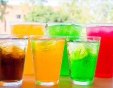 Un estudio vincula las bebidas azucaradas con el riesgo de sufrir cáncer. (Foto Prensa Libre: Servicios)
