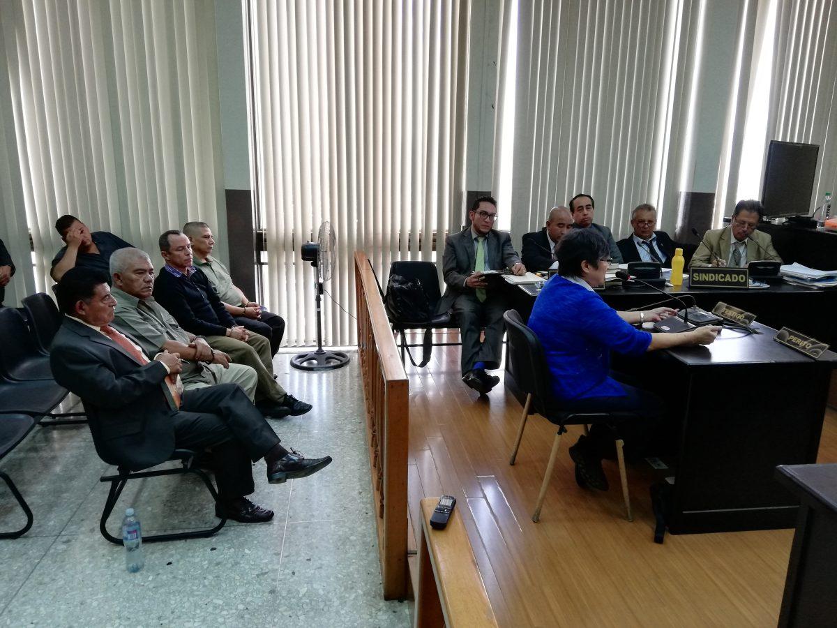 Comienza debate de exdetectives por crimen contra investigador que adelantó pesquisas del asesinato de Myrna Mack