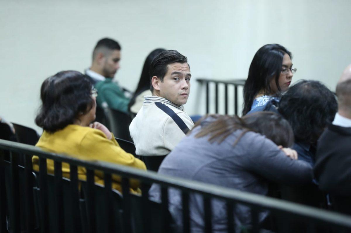 Conclusión del hijo del presidente Jimmy Morales se centra en supuestos errores de la acusación