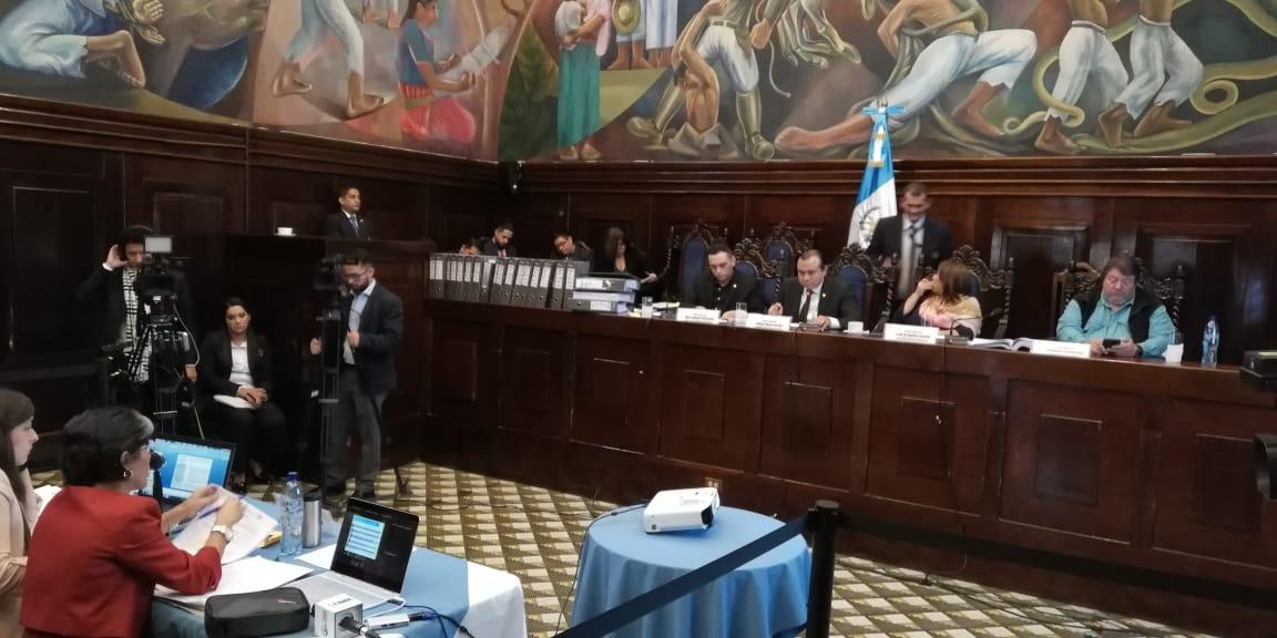 Pesquisidora trata de deslegitimar argumentos de la Cicig en caso que salpica al ministro de Economía