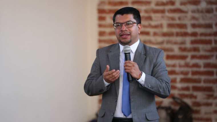 César Elías fue subcontralor del 20 de enero del 2015 al 16 de julio de 2019. (Foto Prensa Libre: Hemeroteca PL)