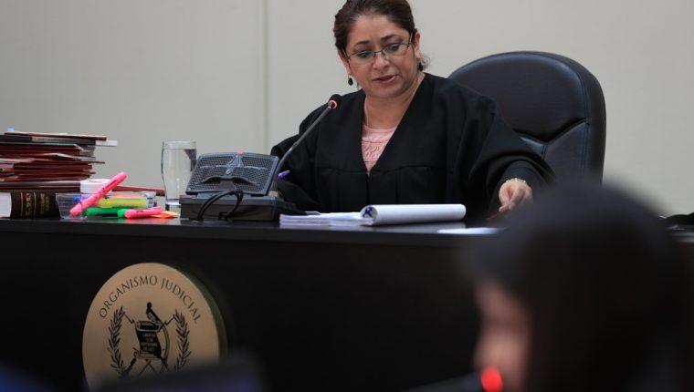 Fiscal de Derechos Humanos solicita el retiro de la inmunidad que goza la jueza Claudette Domínguez
