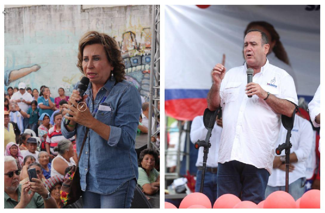 Guatemaltecos piden a futuro presidente cumplir con sus promesas  de campaña