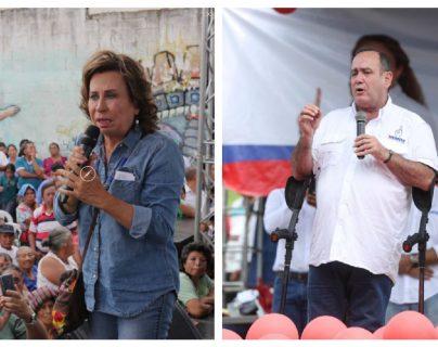 A partir del lunes la imagen del presidente Jimmy Morales comenzará a diluirse y cobrará mayor importancia la de quien resulte electo