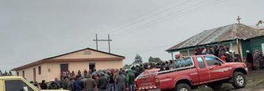 El menor de edad, Luciano Gumercindo López, fue asesinado a balazos en Tajumulco. (Foto Prensa Libre: Cortesía)