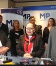 Consuelo Porras informó que la Fiscalía contra la Corrupción lleva a cargo la investigación por la compra de los aviones Pampa III (Foto Prensa Salibre: captura de pantalla)
