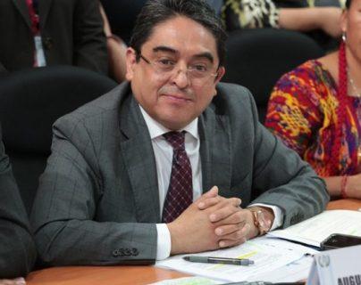 El titular de la PDH había declarado una condena moral contra el jefe de la Unidad de Delitos contra Sindicalistas. (Foto Prensa Libre Hemeroteca)