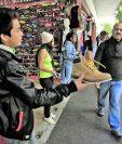 Durante esta semana se incrementa la venta de todo tipo de productos por el pago del bono 14. (Foto Prensa Libre: Hemeroteca PL)