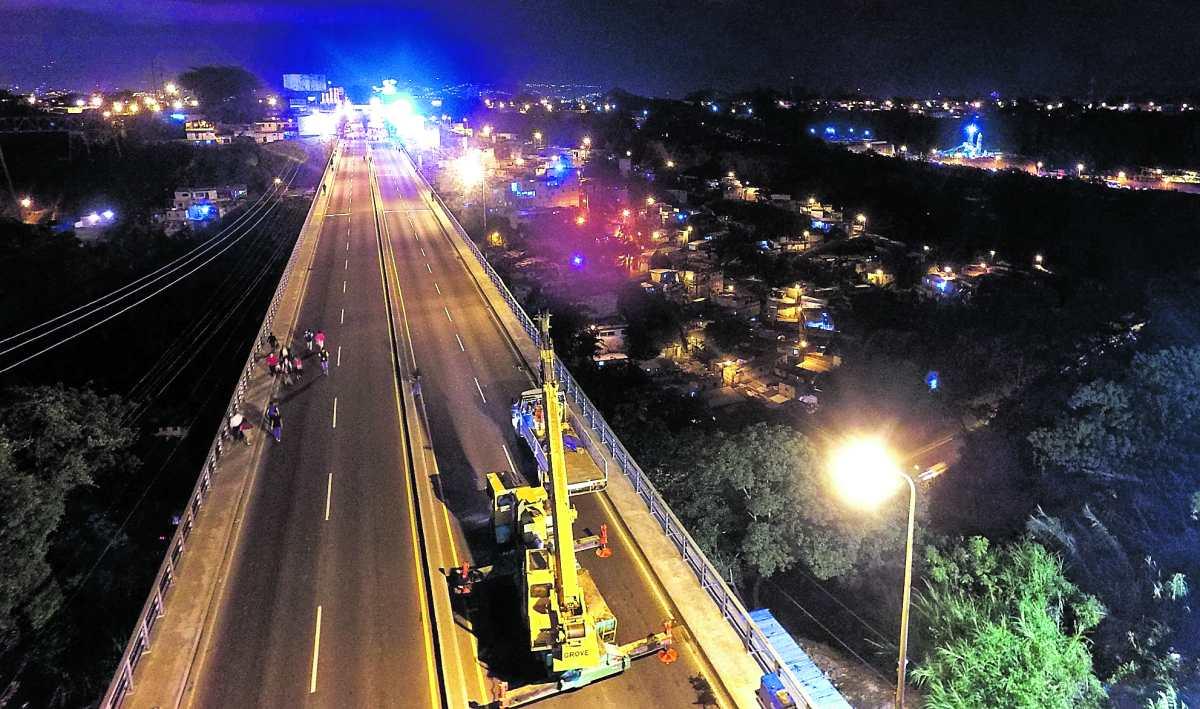 Puente Belice será cerrado de forma parcial durante el fin de semana por reparaciones