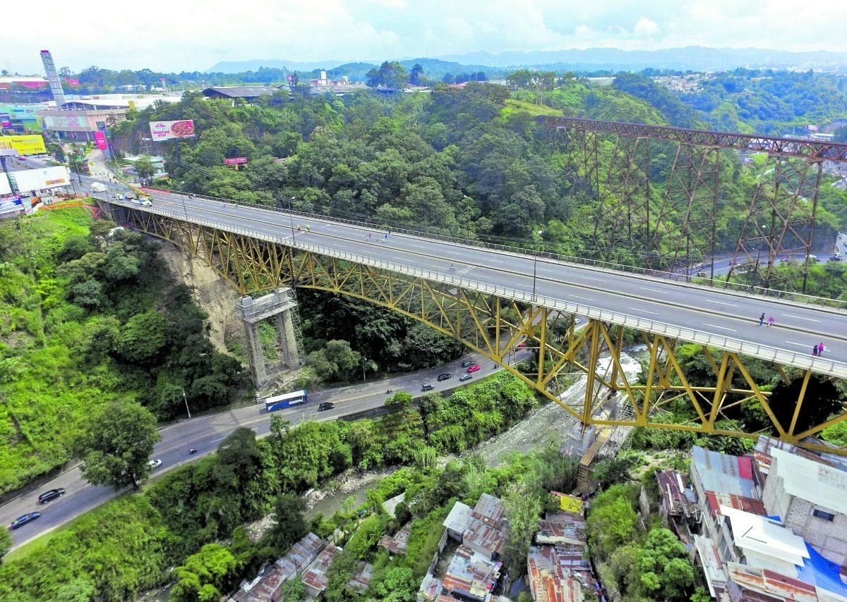 Trabajos finales de reparación en puente Belice se harán entre el jueves 11 y lunes 15 de julio