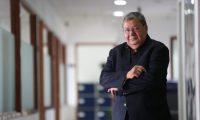 Entrevista con Salvador Herencia Hinojosa del Grupo Impulsor Inversi—n de la Infancia, originario de Perœ  foto por Carlos Hern‡ndez Ovalle 17/05/2019
