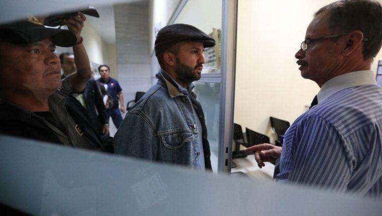 Diego Chacón Yurrita está en prisión desde el 20 de enero del 2016 y espera debate por el caso Odebrecht. (Foto Prensa Libre: Hemeroteca PL)