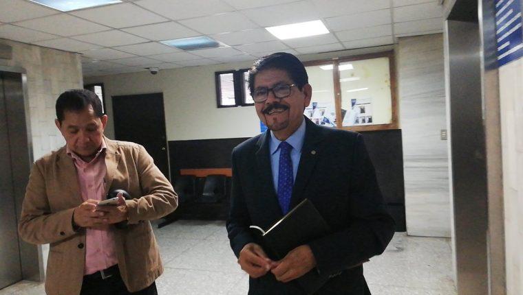 Gustavo Bonilla, abogado, exmagistrado de CSJ y exdecano de Derecho de Usac. (Foto Prensa Libre: Hemeroteca PL)