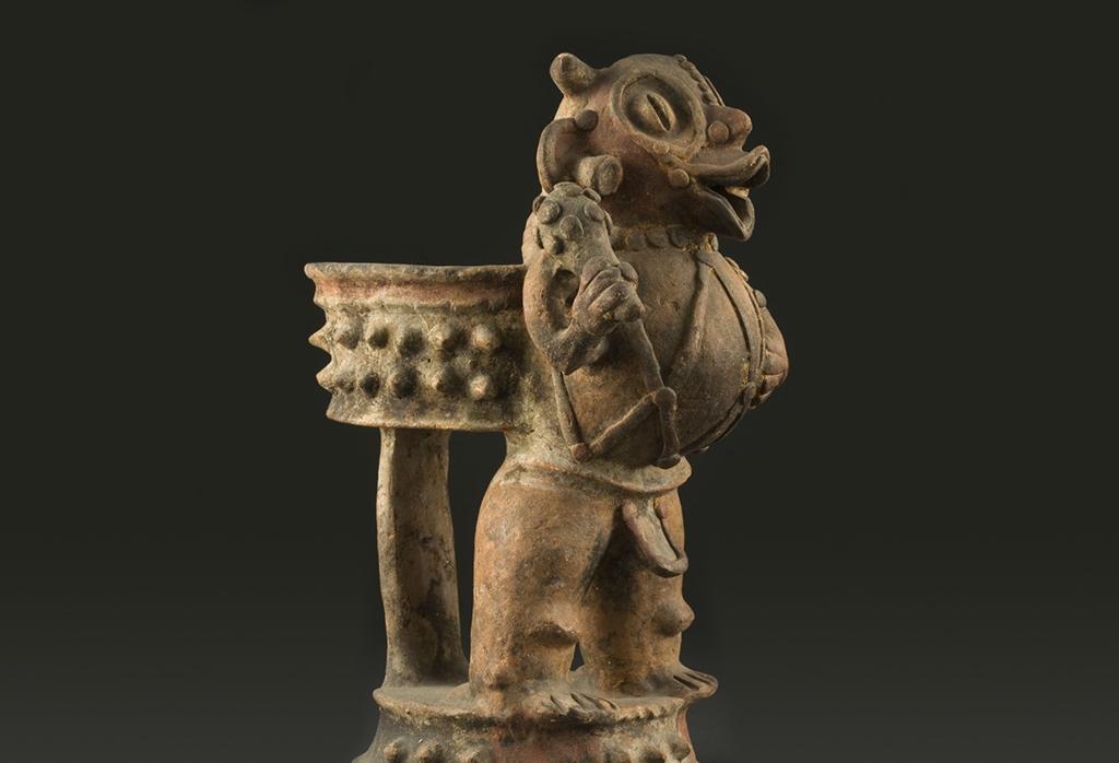 Exposición: Las imágenes de los dioses mayas en el siglo XVI
