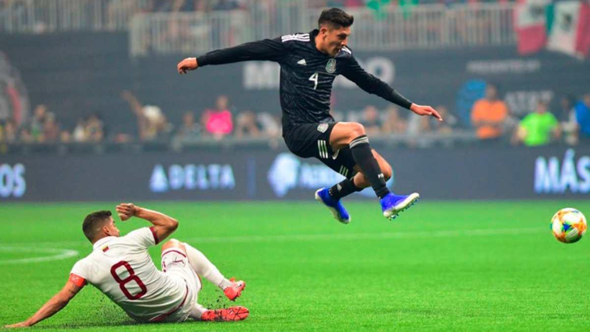 Edson Álvarez será el primer mexicano en jugar con el Ajax de Holanda