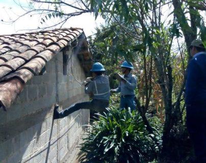 El robo de energía podría costar unos US$28 millones al año a Energuate. (Foto Prensa Libre: Hemeroteca PL)