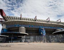 El estadio Giuseppe Meazza, también conocido como San Siro, sería sustituido. (Foto Redes).