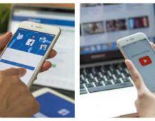 Facebook y YouTube intentan reducir la propagación de versiones falsas sobre tratamientos de salud. (Foto Prensa Libre: Servicios)