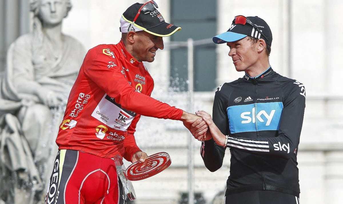 La UCI confirma que Froome gana la Vuelta 2011 tras la descalificación de Cobo