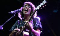 La cantautora Gaby Moreno brindará su VI Festival Acústico en Guatemala. (Foto Prensa Libre: Keneth Cruz)
