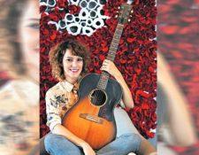 La cantautora guatemalteca Gaby Moreno presentará nuevo disco en octubre de 2019. (Foto Prensa Libre: Keneth Cruz)