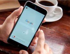 Google presenta fallas en su buscador y afecta a usuarios Android. (Foto Prensa Libre: Servicios)