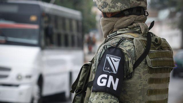Detienen a 30 migrantes centroamericanos en Chiapas