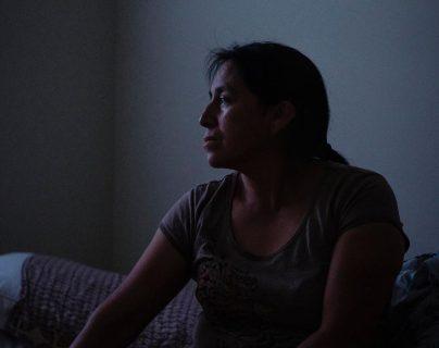 María Chavalán pasa los días en la iglesia Metodista Wesley Memorial United con la esperanza de resolver su situación legal. (Foto: Facebook/Hands off Maria)