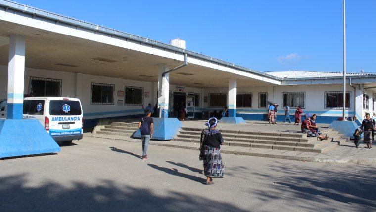Hospital Distrital de Joyabaj. (Foto Prensa Libre: Hemeroteca PL)